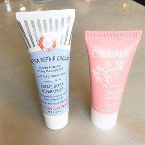 3/$36 - New! First Aid Beauty cream & Caudalie